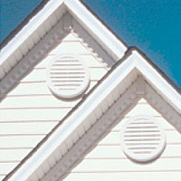 Cellwood - Gable Vents