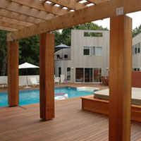 Real Cedar - Outdoor Structures